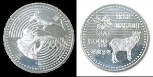 長野オリンピック記念(第2次)硬貨