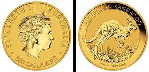 カンガルー金貨