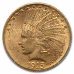インディアンコイン 1913年
