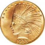 インディアンコイン 1933年
