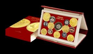 造幣東京フェア2015 プルーフ貨幣