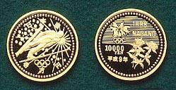 長野オリンピック_10,000円