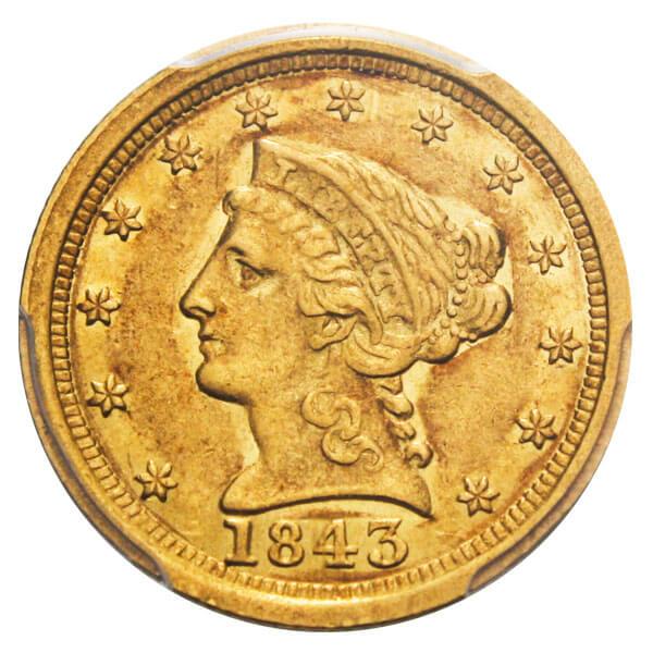 リバティ2.5ドル金貨