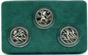 第12回アジア競技大会記念硬貨(プルーフセット)