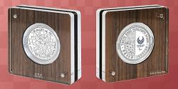 東京2020パラリンピック競技大会記念<br /> 1,000円銀硬貨(第1次発行)