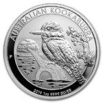 カワセミ銀貨