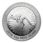 カンガルー銀貨