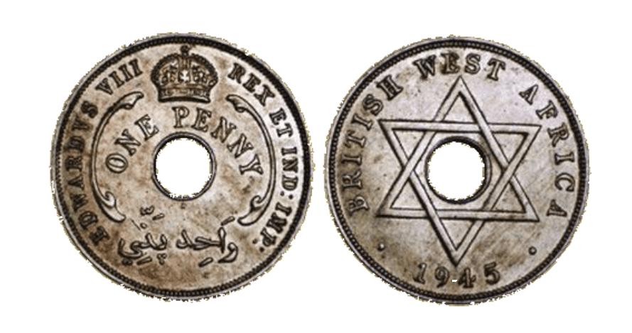 珍しい古銭1