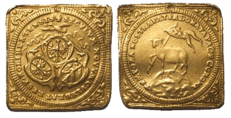 珍しい古銭2