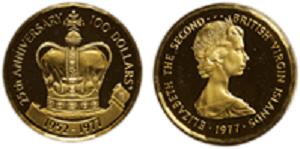 バージン諸島硬貨9
